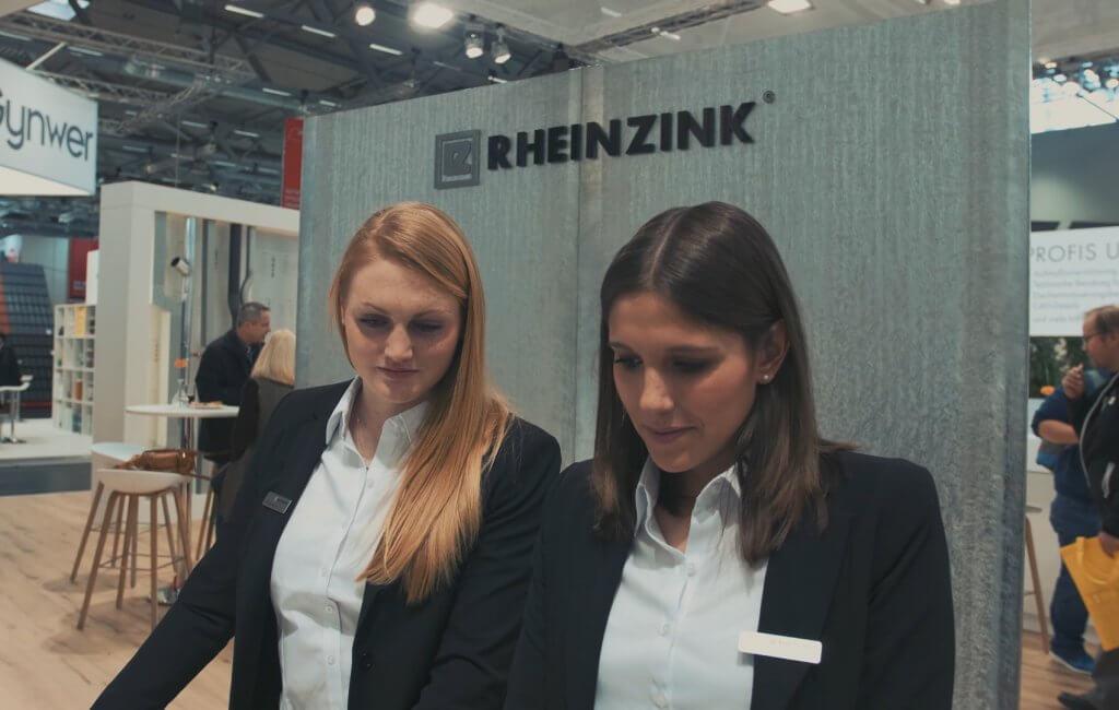 Rheinzink Dach & Holz 2018